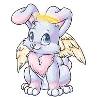 dessin manga lapin